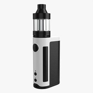 e-cigarette cigarette device 3D