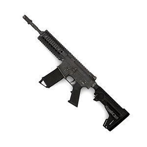 3D m4 carbine