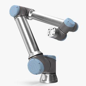 3D model Universal Robots UR10e Rigged
