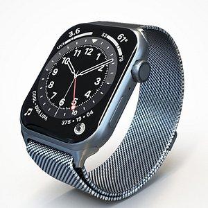 Apple Watch 6 3D model