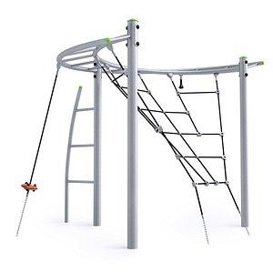 3D model Kompan Climber M870