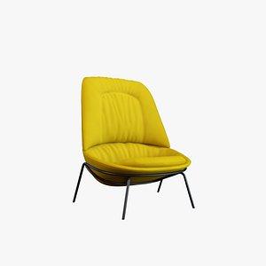 Chair V78 3D model