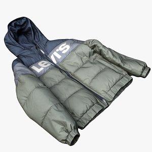 3D jacket model