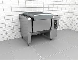 3d küche 3D
