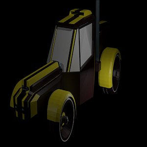 Cyber Tractor,Truck 1.0