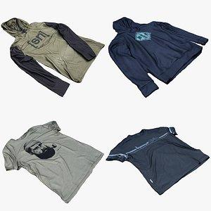 3D Clothes Collection 55