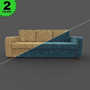 3D Sofa Blest Toscana