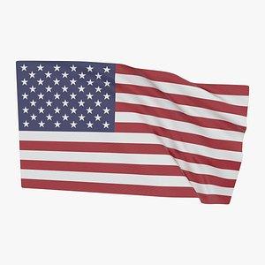 World International Waving Flags - Pack of 200 Textures 4K 3D