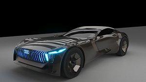 3D Audi SkySphere