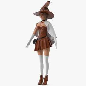 Witch 6 model
