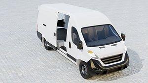 Mercedes Sprinter 3D model