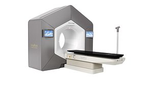 halcyon radiotherapy 3D model