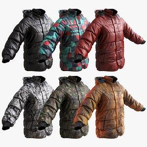 3D jacket winter
