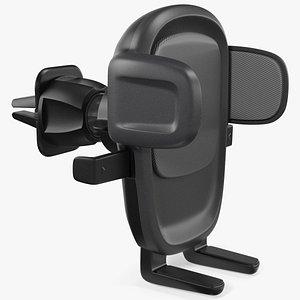vent car phone holder 3D model