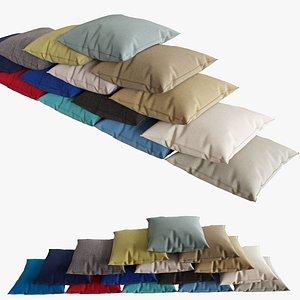 3d pillows 91 model