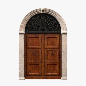 3D Exterior Door V5