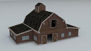 3D house farm