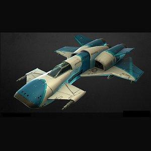 Battlestar Galactica  Squadrons 3D