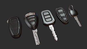 car key model