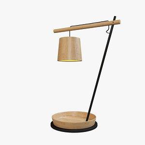 3D Desk Lamp V8