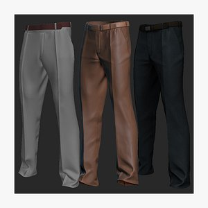 3D pants marvelous designer video