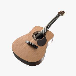 Acoustic Guitar Model model