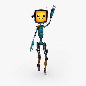 telebot bot tele 3D model