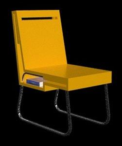chair storage model