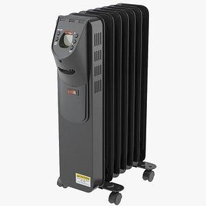 heater radiator model