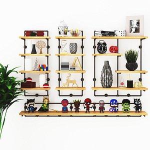 3D Shelfmate SM4