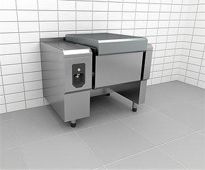 3d küche3d 3D model