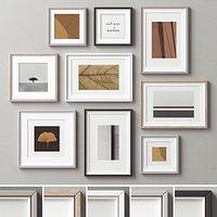 Picture Frames Set-235