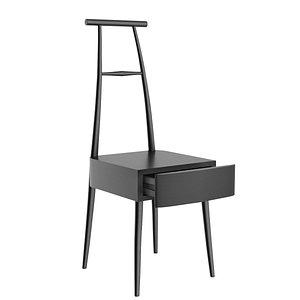 Bedside table Karabe model