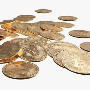 Bitcoin Pile model