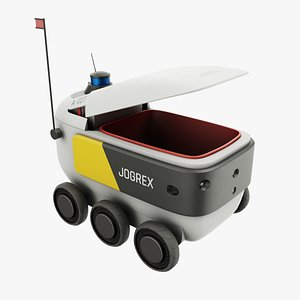 3D Delivery Robot