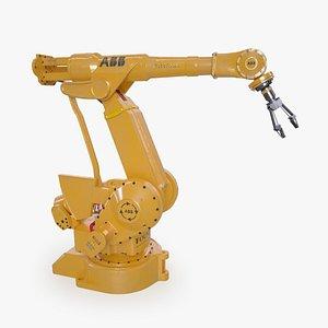 3D model Industrial Robot(1)