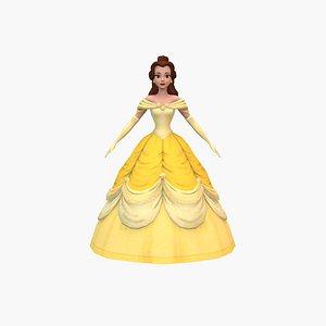 3D Belle