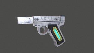 Persona 3 Evoker model