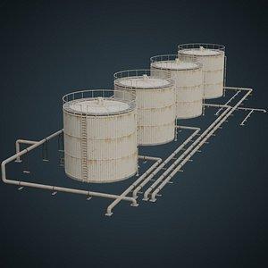 3D refinery 1b
