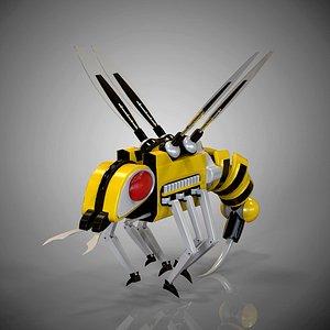 3D Robotic Honey Bee