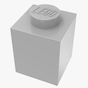 3D Lego Piece model