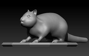 3D model Chipmunk Stl
