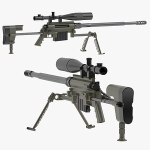 EDM Arms Windrunner 3D