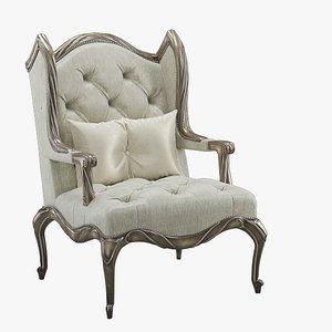 3D seat furniture chair