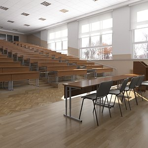auditorium conference model