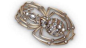 jewelry spider 3D