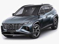 Hyundai Tucson 2021 EU