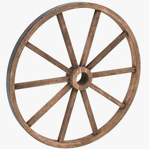 3ds cart wheel