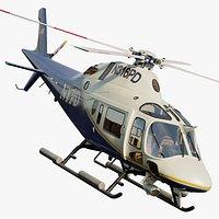 Agusta Westland AW119 Koala NYPD