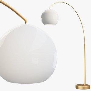 Joybird Archer Floor Lamp 3D model